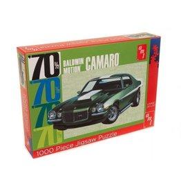 AMT Jigsaw Puzzle Baldwin Motion Camaro 1970 - AMT