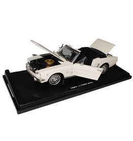 Ford Ford Mustang 1964 1/2 - 1:18 - Motor Max