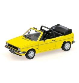 Volkswagen Volkswagen Golf Cabriolet 1980 - 1:43 - Minichamps