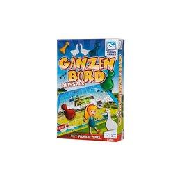 CLOWN GAMES Clown Games Ganzenbord - Reisspel