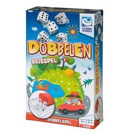 CLOWN GAMES Clown Games  Dobbelen - Reisspel