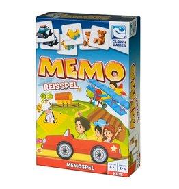 CLOWN GAMES Clown Games Memo - Reisspel