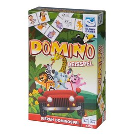 CLOWN GAMES Clown Games Domino - Reisspel
