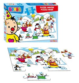 Studio 100 Bumba Puzzle Winter 20 parts