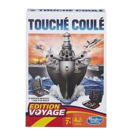 Hasbro Hasbro Gaming Touché Coulé - Edition Voyage