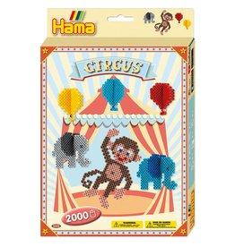 Hama Hama Circus Strijkkralen 2000 stuks