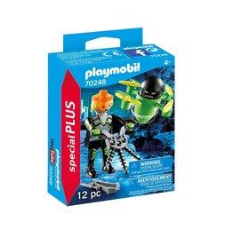 Playmobil Playmobil 70248 Special Plus Agent Met Drone