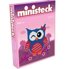 Ministeck Ministeck Owl - 1.000 parts
