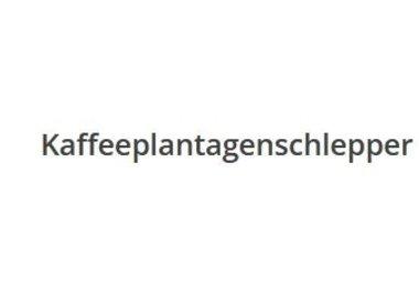 Kaffeplantagenschlepper