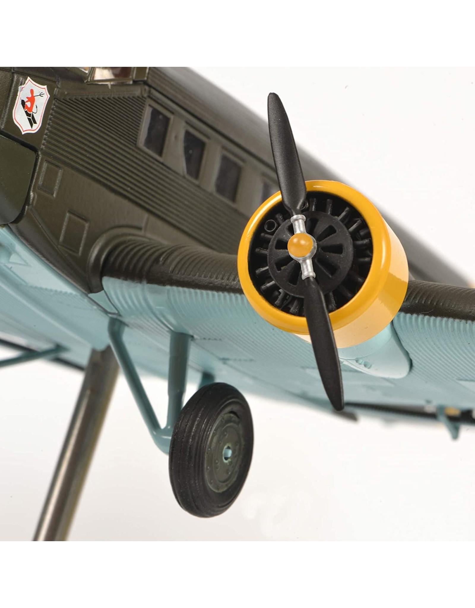 "Junkers Junkers Ju52/3m ""Amicale Jean-Baptiste Salis"" - 1:72 - Schuco"