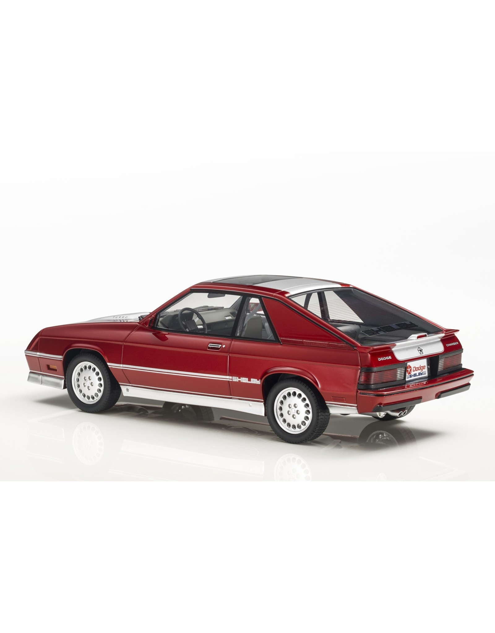Dodge Dodge Shelby Charger Turbo 1985 - 1:18 - LS Collectibles