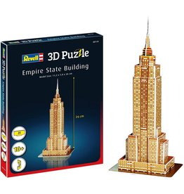 3D Puzzle Empire State Building - Revell