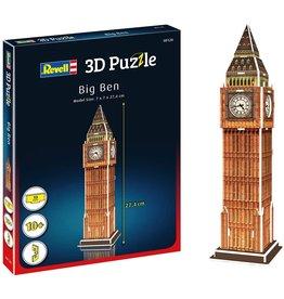 3D Puzzle Big Ben - Revell