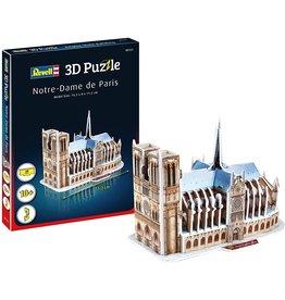 3D Puzzle Notre-Dame de Paris - Revell