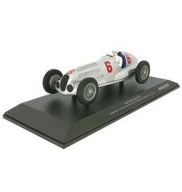 Mercedes-Benz Mercedes-Benz W125 #6 2nd Place Eifelrennen Nürburgring 1937 - 1:18 - Minichamps