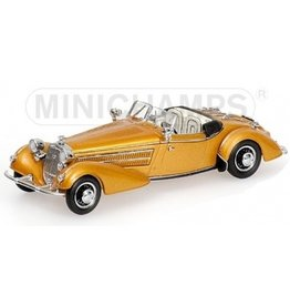 Horch Horch 855 Special-Roadster 1938 - 1:43 - Minichamps