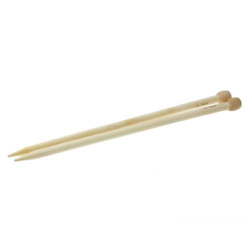 BAMBOO STRAIGHT NEEDLES