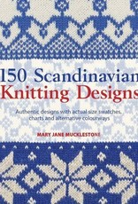 150 SCANDINAVIAN KNITTING DESIGNS by MARY MUCKLESTONE