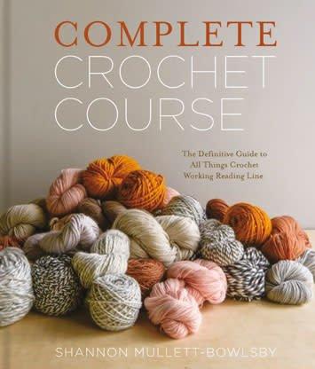 Complete Crochet Course