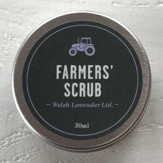 FARMERS' FARMERS' SCRUB MINI 30 ML