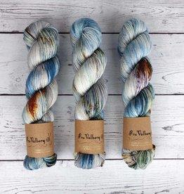 FRU VALBORG MERINO SWIRL - BLUE STEEL