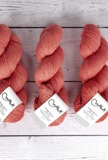 WALK collection COTTAGE MERINO - CORAL