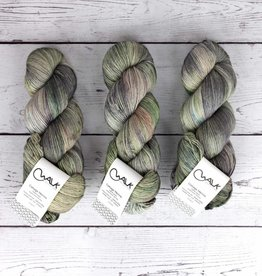 WALK collection COTTAGE MERINO - FROSTED MOSS