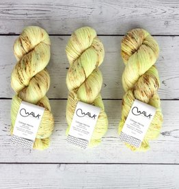 WALK collection COTTAGE MERINO - LEMON BRITTLE