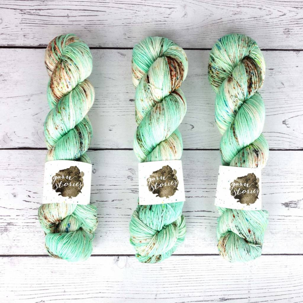 Garn Stories MERINO - MAGIC MINT