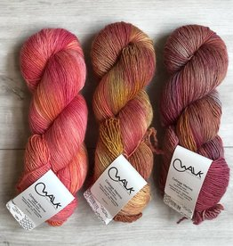 THREE SKEIN FADE - SWEET SUMMER
