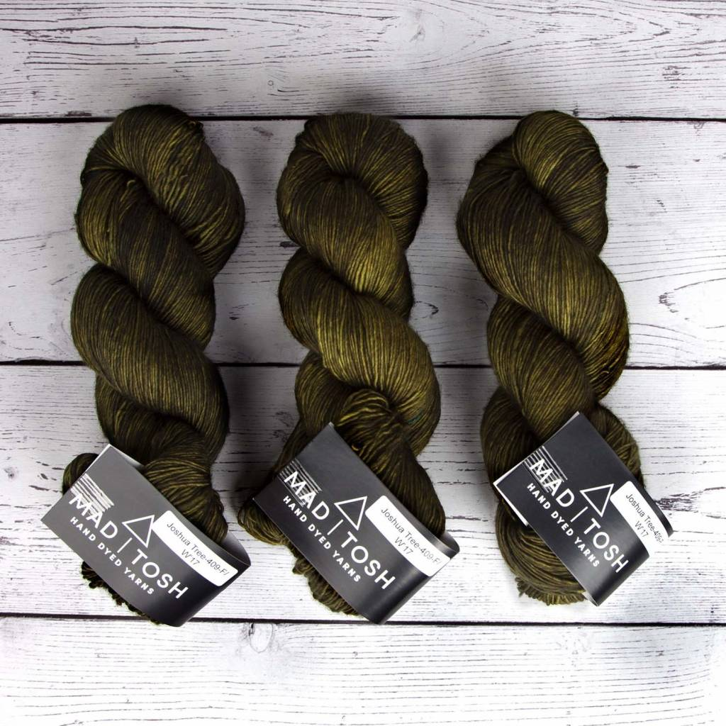 Madelinetosh TOSH MERINO LIGHT - JOSHUA TREE