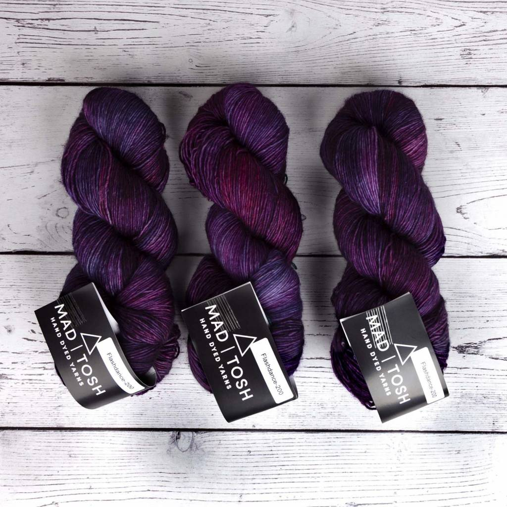 Madelinetosh TOSH MERINO LIGHT FLASHDANCE