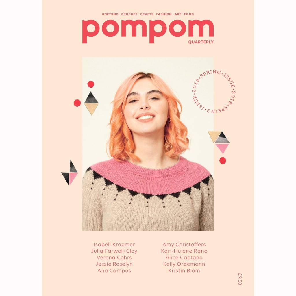 Pom Pom Publishing POMPOM QUARTERLY - SPRING 2018