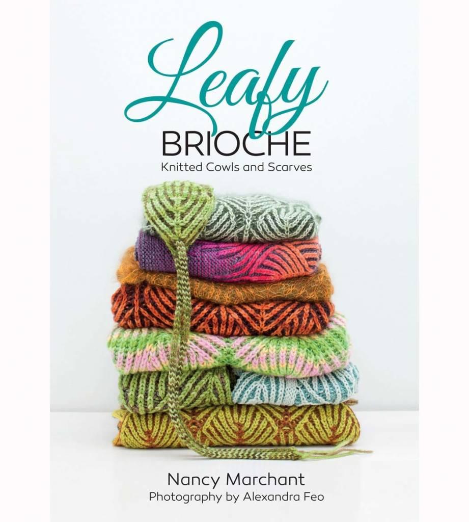 NANCY MARCHANT - LEAFY BRIOCHE