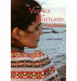 Susan Crawford THE VINTAGE SHETLAND PROJECT by SUSAN CRAWFORD