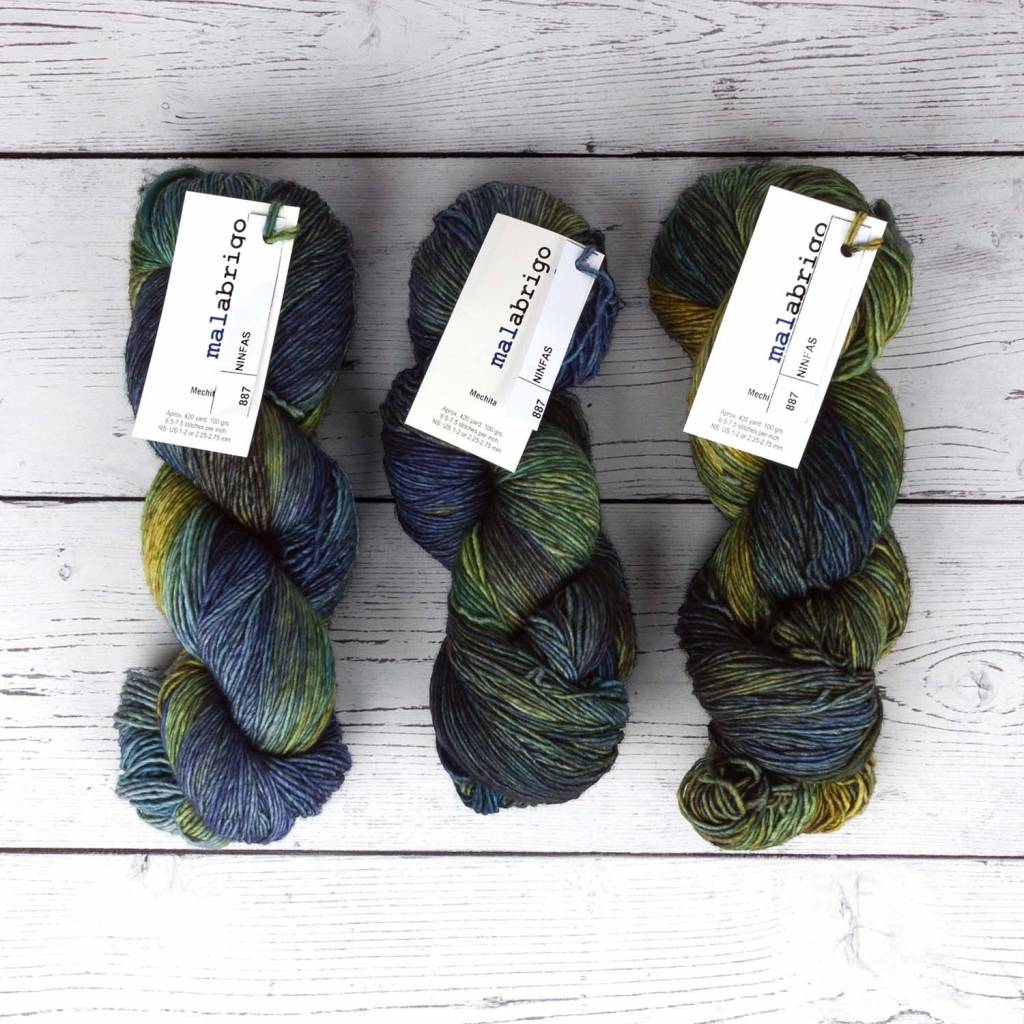 Malabrigo MECHITA NINFAS