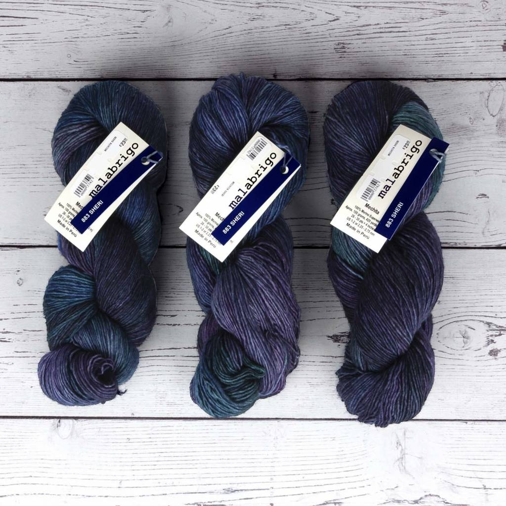 Malabrigo MECHITA SHERI