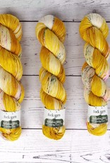 Hedgehog Fibres HHF SOCK FOOL'S GOLD