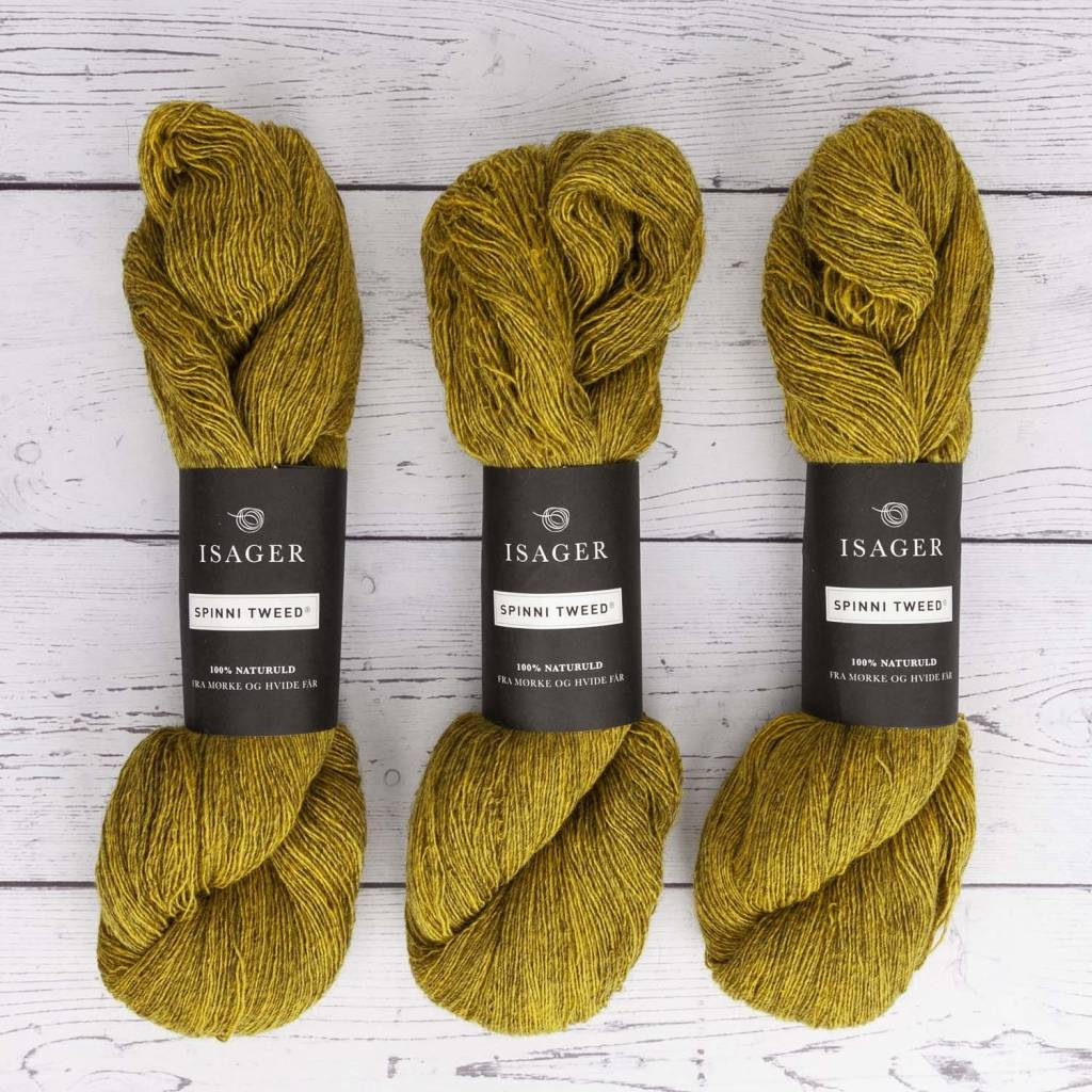 ISAGER SPINNI - TWEED 22s
