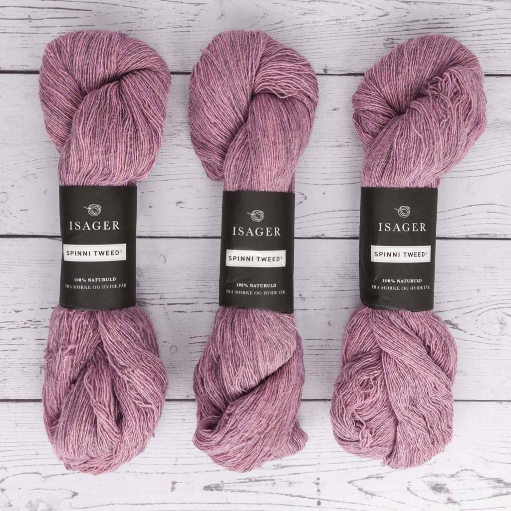 Isager SPINNI - TWEED 27s