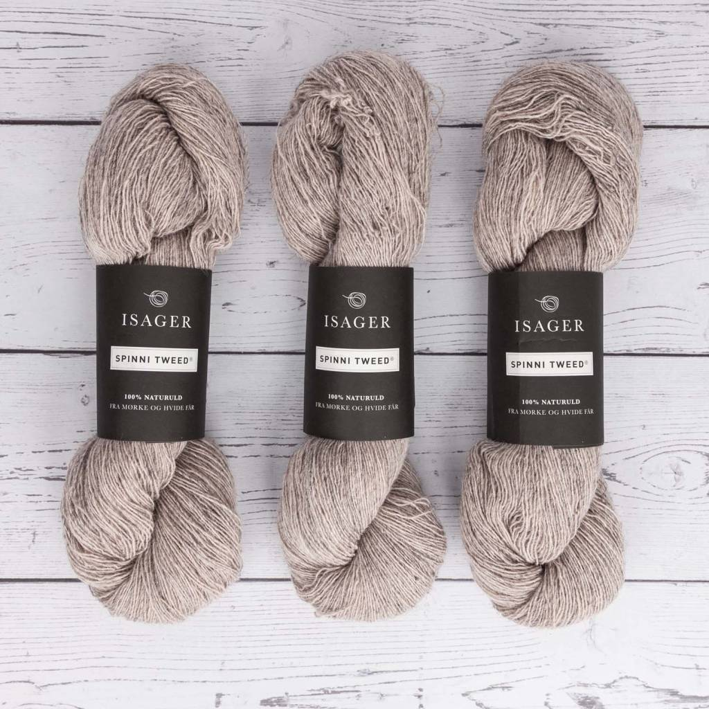 ISAGER SPINNI - TWEED 61s