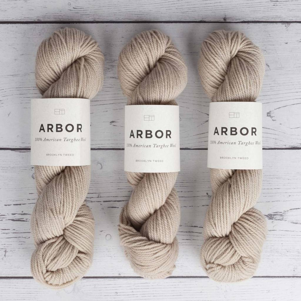 Brooklyn Tweed ARBOR DEGAS