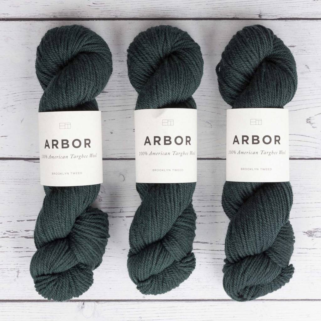 Brooklyn Tweed ARBOR DORADO