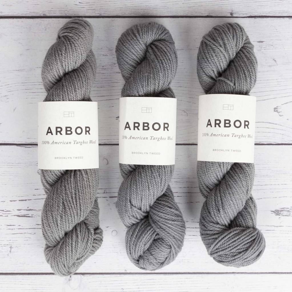 Brooklyn Tweed ARBOR HERON