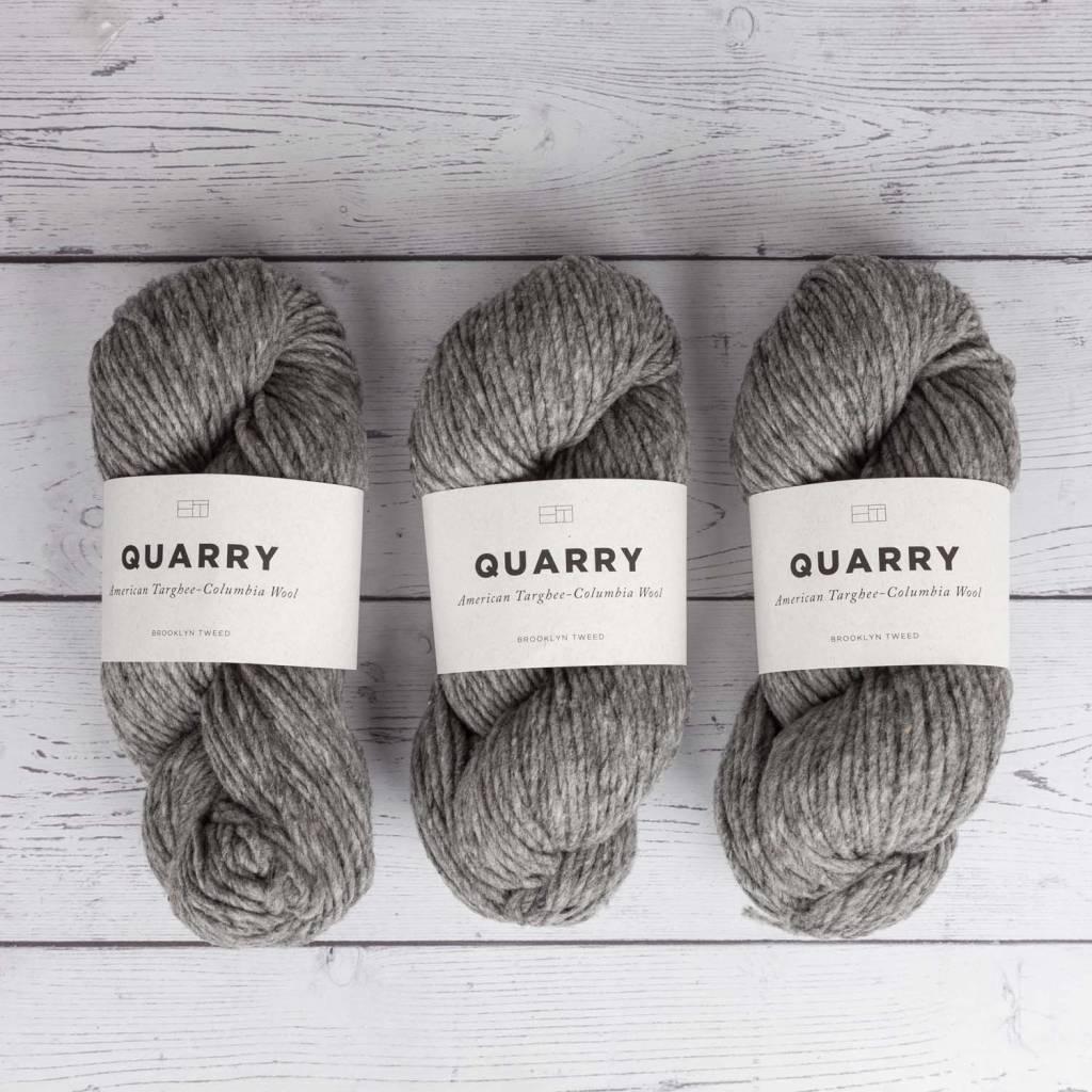 Brooklyn Tweed QUARRY GRANITE