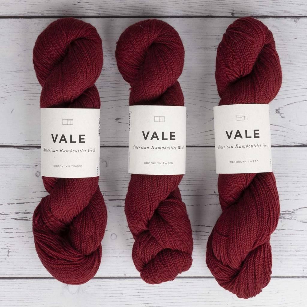 Brooklyn Tweed VALE VINTNER