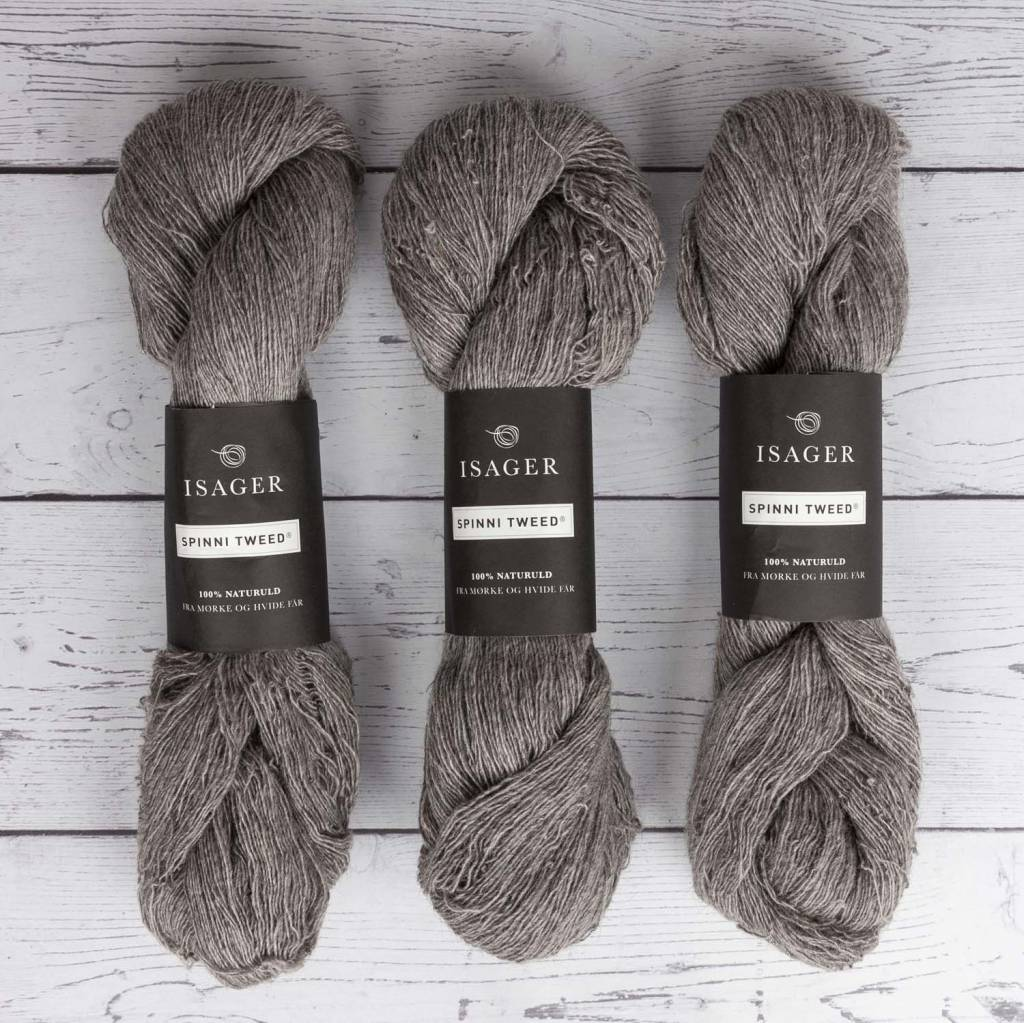 ISAGER SPINNI - TWEED 13s
