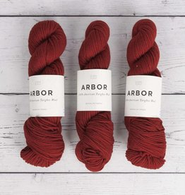 Brooklyn Tweed ARBOR ALIZARIN