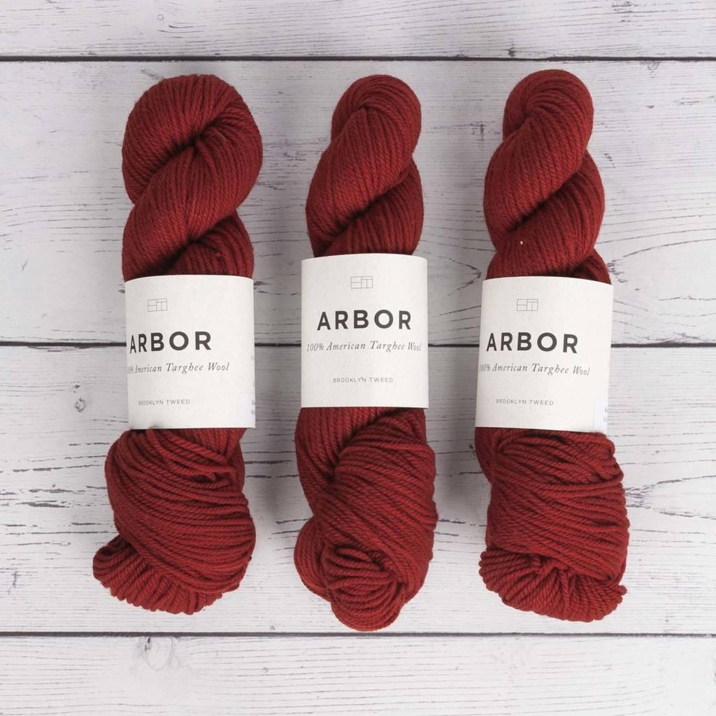 Brooklyn Tweed ARBOR ALIZARIN