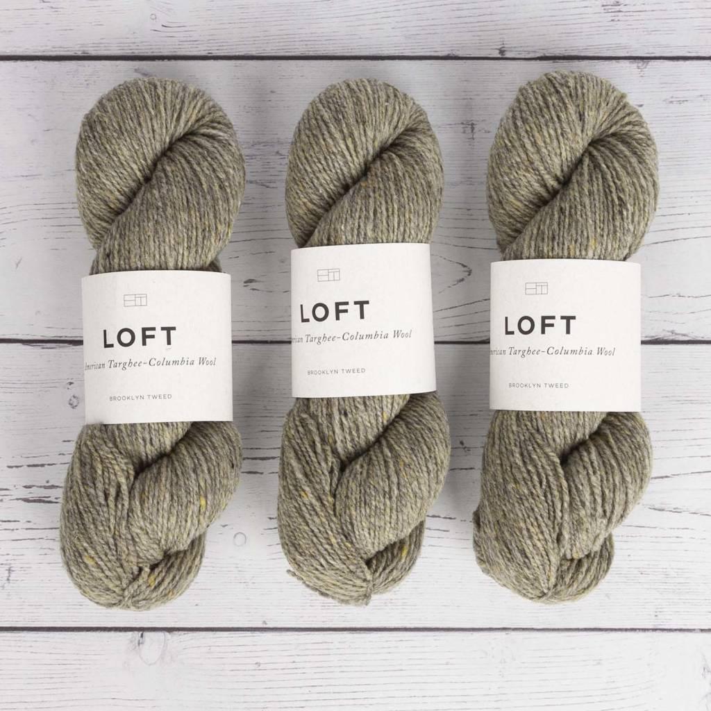 Brooklyn Tweed LOFT FOOTHILLS